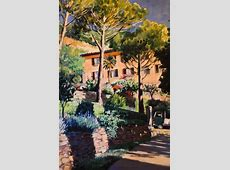 Elizabeth Cochrane, Paintings from tuscany Montisi