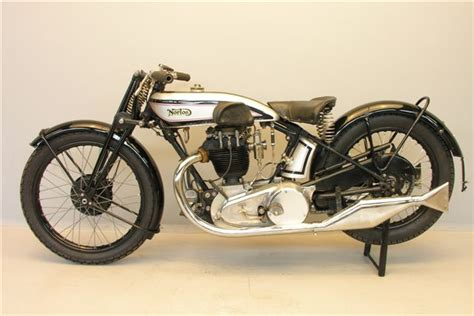 Norton 1930 Model 20 500 Cc 1 Cyl Ohv ( Two Port