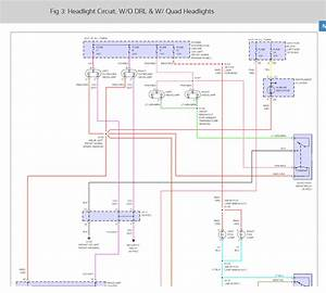 Headlight Wiring Diagram  I Am Looking For A Wiring