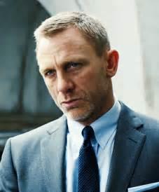 Daniel Craig James Bond Haircut