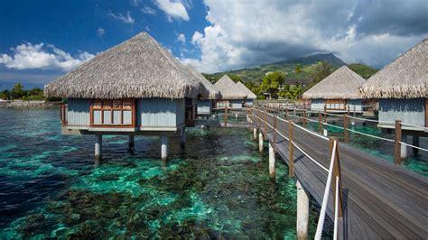 le meridien tahiti water bungalow resorts