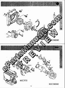 Caterpillar 3306 Parts Manual For Industrial Engines
