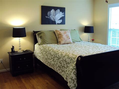 Painted Black Furniture (my Master Bedroom....thinking