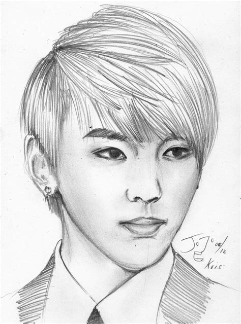 dashing boy drawing people faces pencil drawing images