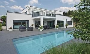 weberhaus large contemporary bauhaus style With whirlpool garten mit balkon markise bauhaus