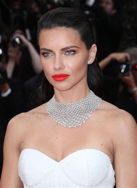 Adriana Lima Loveless Premiere Cannes Film Festival