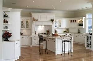 Smart Home Ideen : moderne landhausk che wei ~ Lizthompson.info Haus und Dekorationen