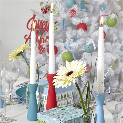 tuto deco noel de table ciabiz