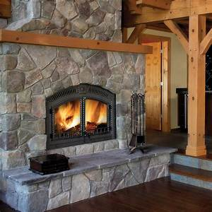 Wood, Fireplaces