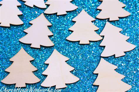 rustic 4 weddings wooden christmas tree ornaments