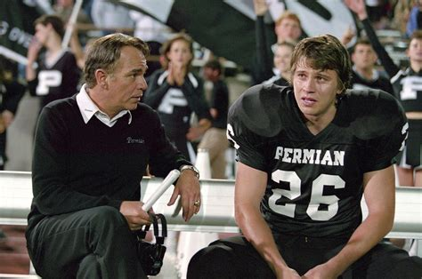 billy bob thornton friday night lights pin still of garrett hedlund in friday night lights 2004