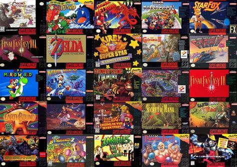 Play Snes Games For Free 🥇 Super Nintendo Emulator Online