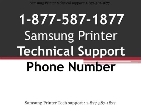 samsung tech support phone number 1 877 587 1877 samsung printer technical support phone number