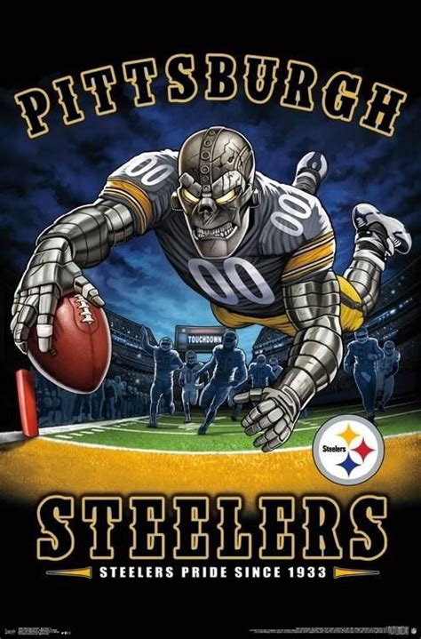 pittsburgh steelers steelers pride   nfl theme