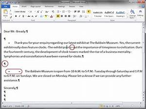 go behind the scenes with formatting marks word With formatting documents in microsoft word
