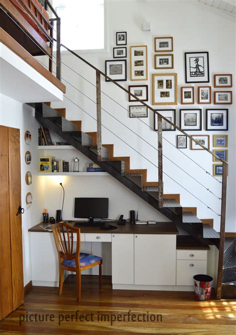 local bureau 15 space saving stairs home offices you need to see