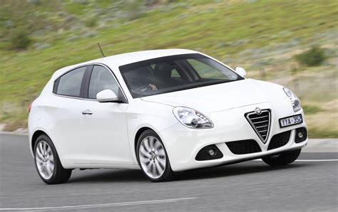 Alfa Romeo Price Range by Alfa Romeo Cars News Alfa Romeo Expands Giulietta Range