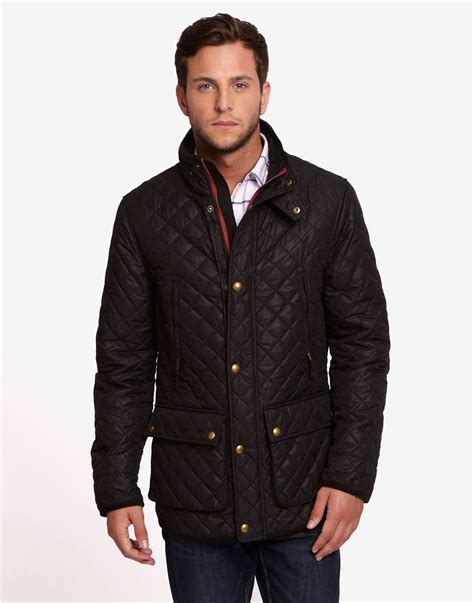 mens quilted jacket quilted mens coat sm coats