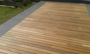 terrasse bois exotique brabant wallon kozari With terrasses en bois photos