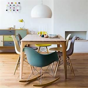 Les chaises de salle a manger 60 idees for Meuble salle À manger avec chaise en bois pas cher