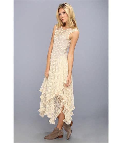 Dazzling Handkerchief Hem Wedding Dress Weddceremonycom