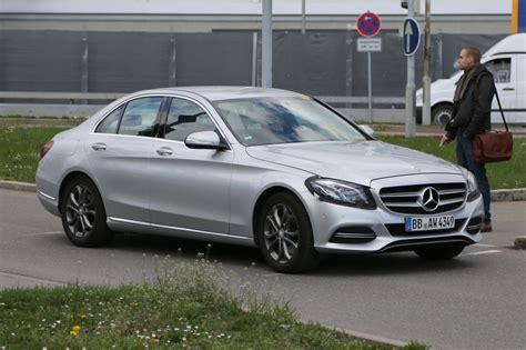 Nu Al Facelift Voor Mercedes Cklasse?! Spyshots