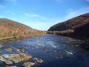 Shenandoah River Harpers Ferry
