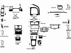 2003 Infiniti I35 Dash Kits