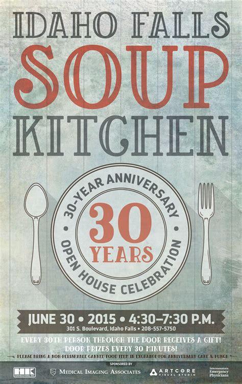 idaho falls soup kitchen  celebrate  years
