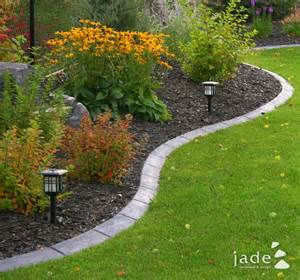 border gardens ideas nicely defined flower bed brick edging in the garden pinterest gardens garden borders