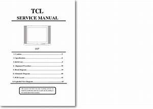 Diagrama  Manual Firstline Tlc 2127