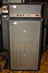 Sunn Bass Amp Page