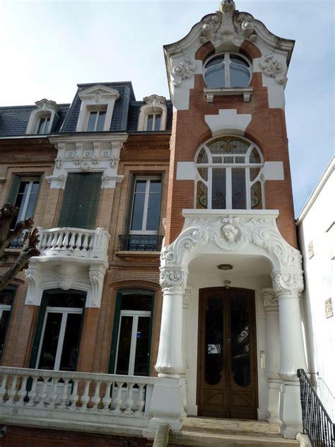 vitraux loggias quartier chalets roquelaine toulouse