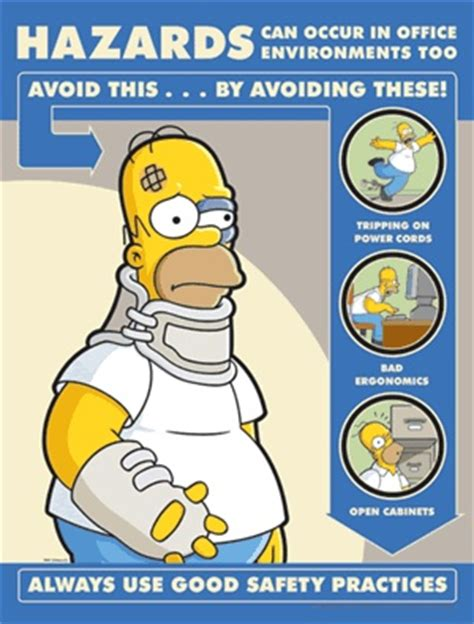 office safety workplace safety  safety posters