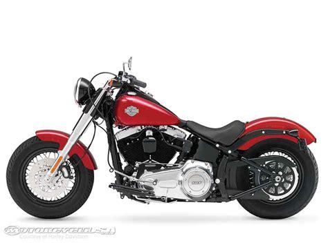 2012 Harley-davidson Softail Slim Photos