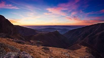 Mountain 4k Mountains Wallpapers Desktop Bulgaria Sunset