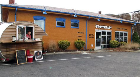 Crossroads coffee shop is located at 2 myrtle street, ashington, northumberland. Fan coffee shop closes, replacement on deck - Richmond BizSense