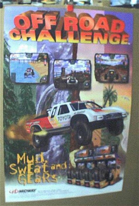 Midway Off Road Challenge Manual