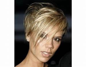 Coupe Courte Femme Noire Visage Rond : coupe court visage rond ~ Melissatoandfro.com Idées de Décoration