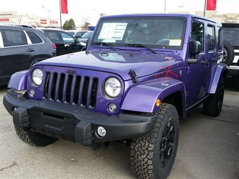 jeep backcountry black 2016 jeep wrangler unlimited backcountry 4x4 purple for