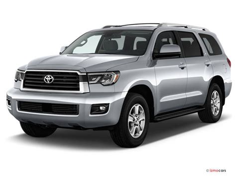 toyota sequoia prices reviews  pictures