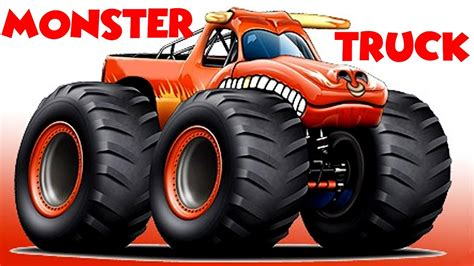 monster truck youtube videos monster truck for children monster truck stunts