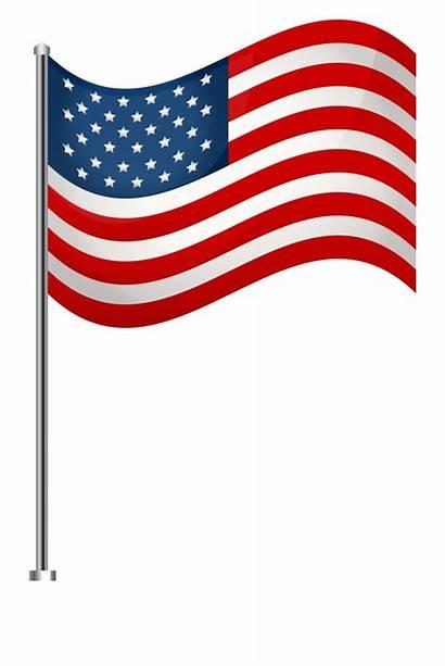 Flag Clipart American Clip Usa Transparent America