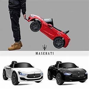 Costzon Ride On Car  Licensed Maserati Gbili 12v