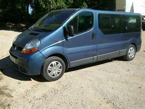 Renault 9 Places : minibus renault trafic minibus 9 places occasion aix en provence v hicule vendu ~ Gottalentnigeria.com Avis de Voitures