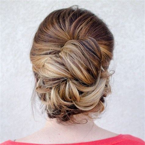 easy  stylish casual updos  long hair hair