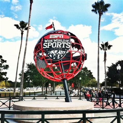 Reviews Of Kidfriendly Attraction  Espn Wide World Of
