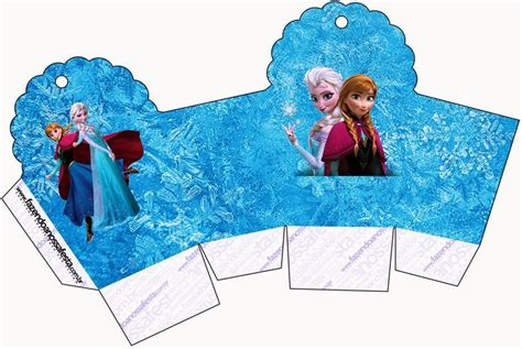 Como Descargar Plantillas De Ark Templates by Frozen In Blue And Purple Free Printable Boxes Oh My