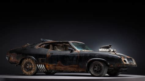 Here Are The Cars Of Mad Max