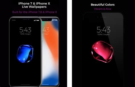Free Animated Wallpaper Apps For Iphone - 5 best live wallpaper apps for iphone x 8 7 6 6s